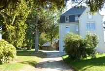 Chambres d'hôtes bretagne / chambres d'hôtes Château Bily pour votre séjour en Bretagne