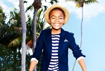 KIDS LOOKS / Fashion inspiration for boys and girls from 3-12 years old; available at riverisland.com