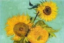 Vincent Van Gogh / Vincent Van Gogh & his art