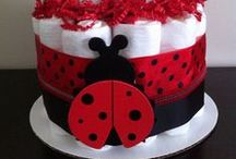 Bun in the Oven - Ladybug Baby Shower / by Kimberly Dailey