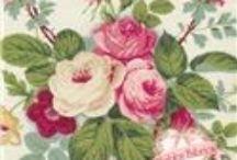 Shabby Fabrics Wishlist / Fabric