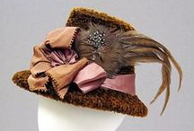Hats o' Epicness (steampunk/Victorian) / by Lish Cooper