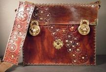 Belts, Bags, & Doodads of the steampunk affluence. / by Lish Cooper