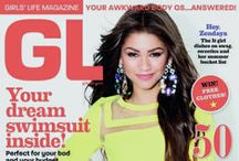 Hot Topic: June/July 2014 / Everything Zendaya touches turns to gold. Here she maps out the journey that's sending her straight to the top! / by Girls' Life Magazine