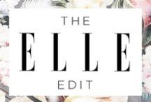 THE ELLE EDIT / Autumn's must-have pieces as chosen by the ELLE fashion team...