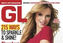 Star Light, Star Bright: Dec/Jan 2015 / Hear Bella Thorne's secrets to reaching your dreams, and easy  beauty tricks to look pretty at every party! / by Girls' Life Magazine