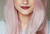 Hair Inspiration / by Lindsey Fetterhoff