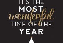 It's the most WONDERFUL time of the year! / by Molly Jackson