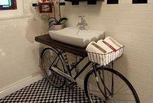 Bathroom and Kitchen Fun