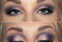 Loooove makeup!  / Im obsessed with creating beautiful eyeshadow looks!! / by Gretchel Gonzalez