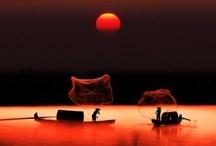 Sunrise&Sunset Stories / by Satoru Takeuchi
