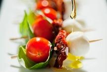 Appetizers / by Satoru Takeuchi