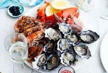 Seafoods Ideas / by Satoru Takeuchi