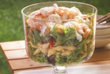 Salads / by Kay Faubion
