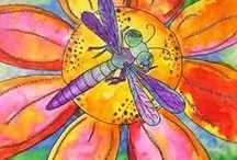 Dragonflies / by Cindy Rhoden
