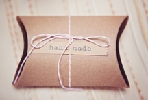 Fantastic Favors / Give you guests one last keepsake before they leave your event. Remember: theme is key!