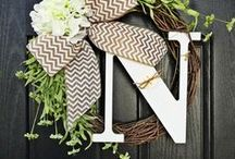 Holidays: Easter & Spring / Decorating ideas for spring & Easter!