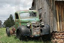 Rust in peace..... / by Debbie Hiles
