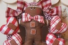 Christmas Crafts / by Mary Mcdaniel