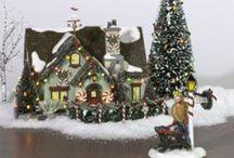 Snow Village / by Molly Jackson
