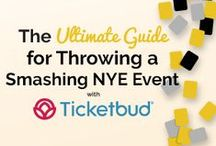 New Years Party Ideas / How-To's, ideas and inspiration to help with your next New Years party and event!
