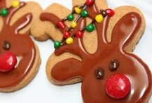 Christmas Cookies and Sweets / by Karen Mello