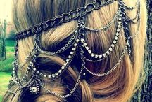 Hair Accessories / by Özge Köse