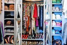 Closet İdeas