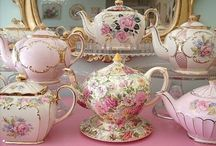 Tea Time! / A time to gather & celebrate friendships! / by Doralee Fritz