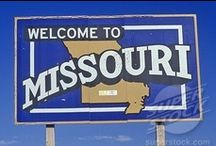 Missouri here I come! / by Kay Faubion