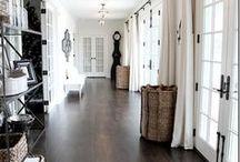Home: Entryways & Hallways / Inspirational entryways, mudrooms, and hallways.