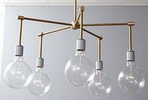 DIY Lighting Inspiration / by Emily @ Little Bits of Delight