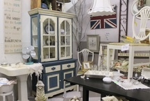 shop ideas / inspiration for booth displays as well as retail shop displays / by Tattered Elegance