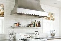 House: Dream Kitchen / Country & reclaimed, vintage with a little glitz. / by Penny Mansell