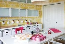 House: Craft Room & Playroom / by Penny Mansell