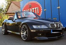 BMW Z3 / Parts, add-ons, and inspiration for my 1996 BWM Z3