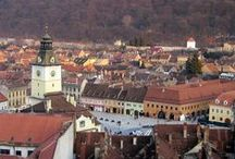 Brasov, probably the most beautiful city in Romania