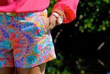 Summer Wardrobe  / by Chelsey Mills
