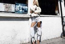 Editorials + Fashion Campaigns