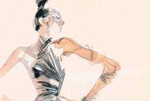 Illustration Inspiration / by Fashion Angels