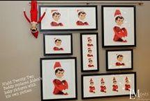 Elf on the Shelf / by Dee Metzinger Levin