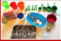 Fun Food for Kids / by Donna Schmoyer