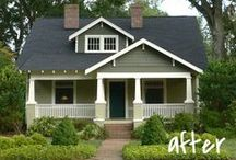 Front Porch / Curb appeal and a front porch / by Mary Smith