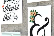 Design Create Print / Prints, web design and more / by Candi Coronel