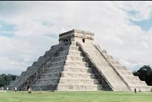 Mexico / Bienvenidos! Click around and discover what makes Mexico the perfect destination whether you're considering serious R&R or looking to explore the ancient ruins of the Mayans and Incas.