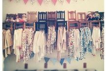 Hobbies:  Retail Store Dreaming / Just Dreaming / by Penny Mansell