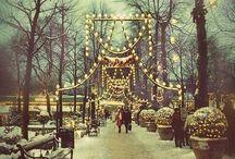 Christmas time❄️⛄️