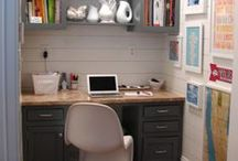 House: The Tiny Office / by Penny Mansell
