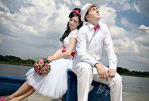 Retro Trouwen • Wedding