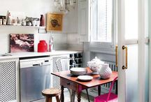 {kitchen and dining} / Kitchen wear and dining ideas